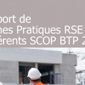 Nouveauté : Les bonnes pratiques RSE des SCOP BTP réunies dans un rapport